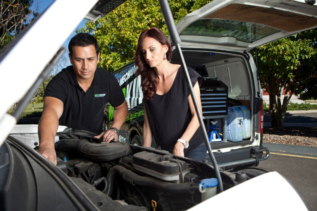 Mobile Mechanic Central Coast