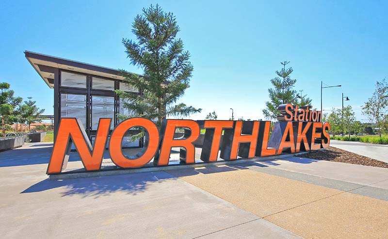 North Lakes Landmark