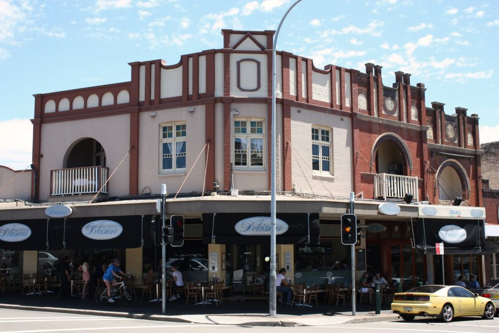 Haberfield Landmark