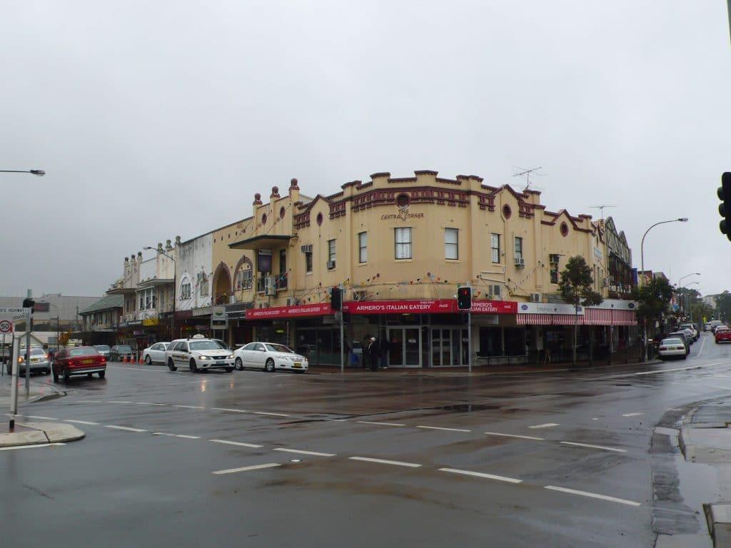 Hornsby Landmark