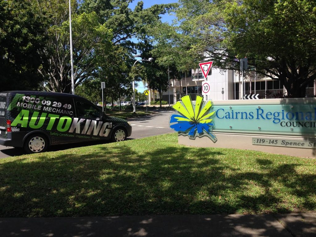 Cairns Landmark