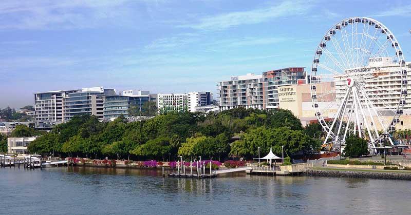 South Brisbane Landmark