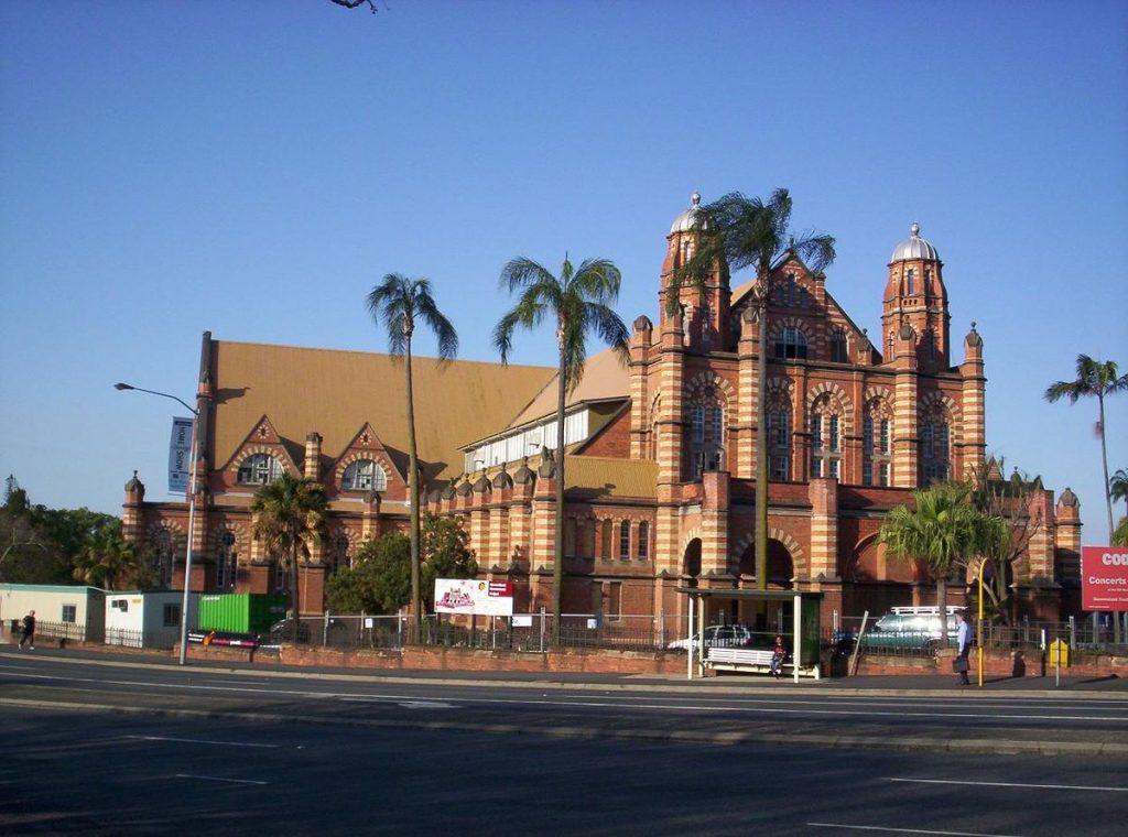 Bowen Hills Landmark