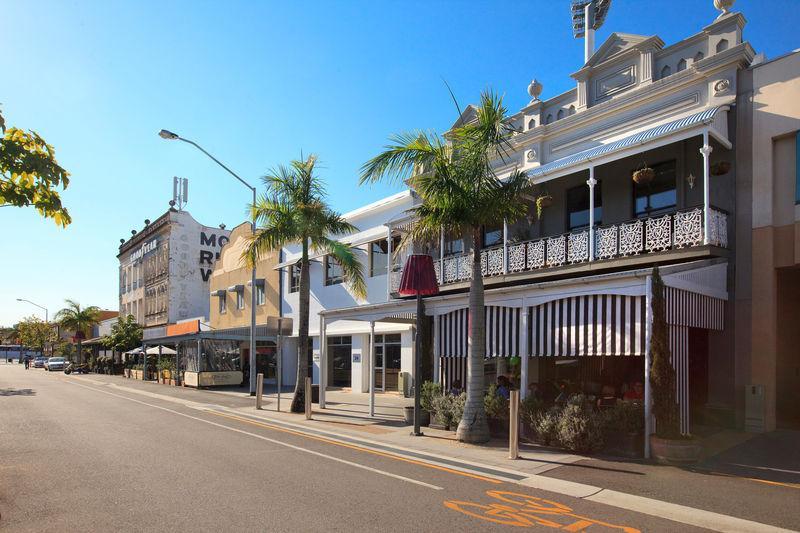 East Brisbane Landmark