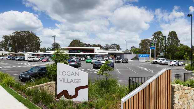 Logan Village Landmark