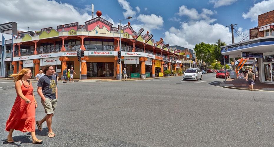 West End Landmark