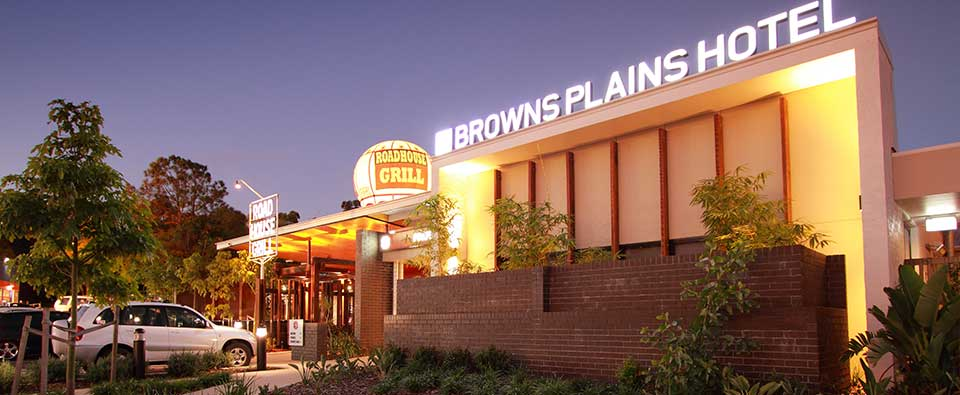 Browns Plains Landmark
