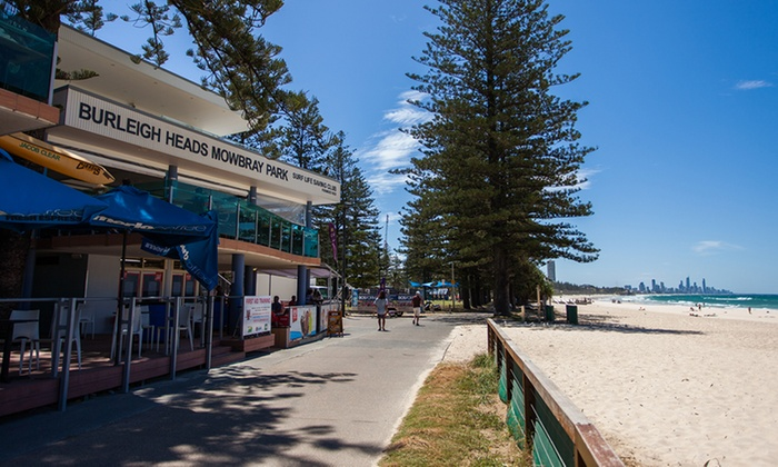 Burleigh Heads Landmark