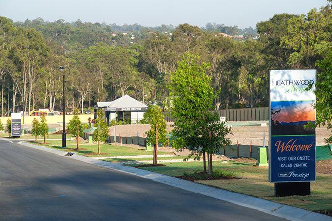 Heathwood Landmark