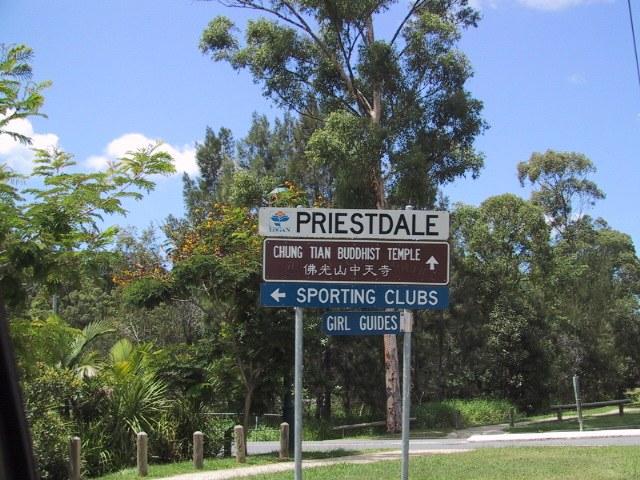Priestdale Landmark