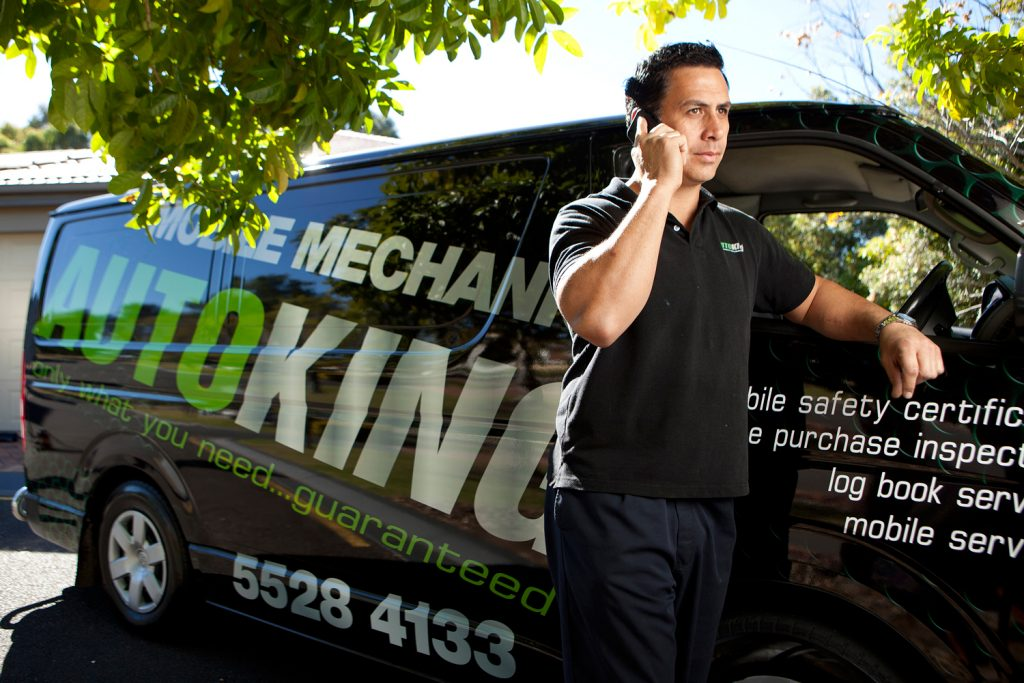 Mobile Mechanic Greenslopes