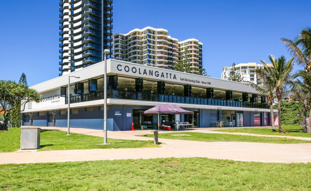 Coolangatta Landmark