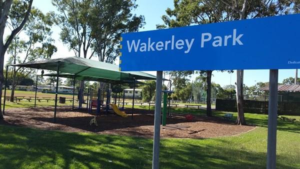Wakerley Landmark