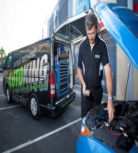 Mobile Mechanic Ipswich