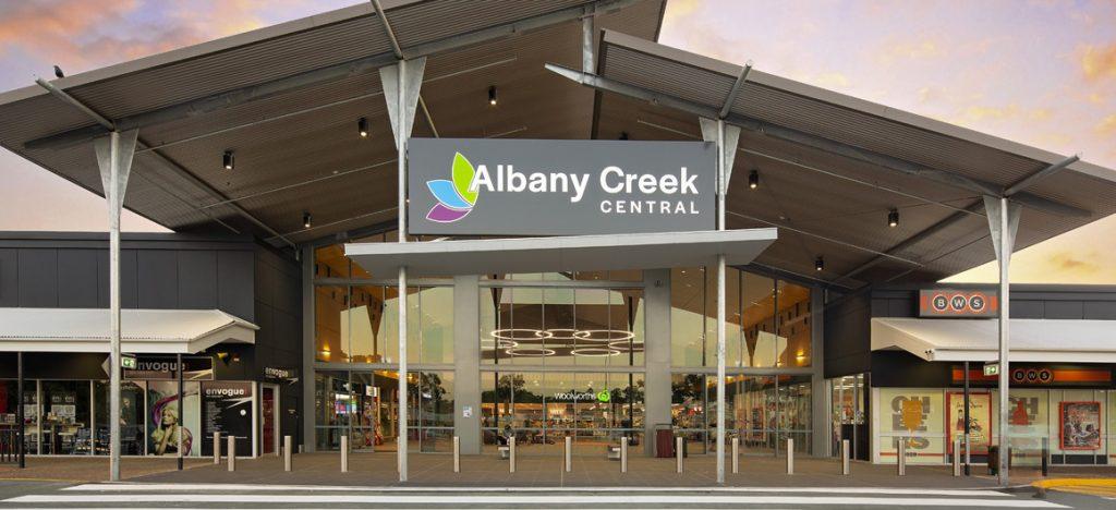 Albany Creek Landmark