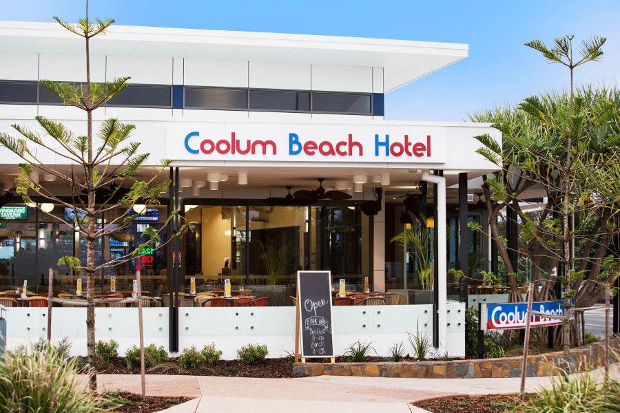 Coolum Beach Landmark