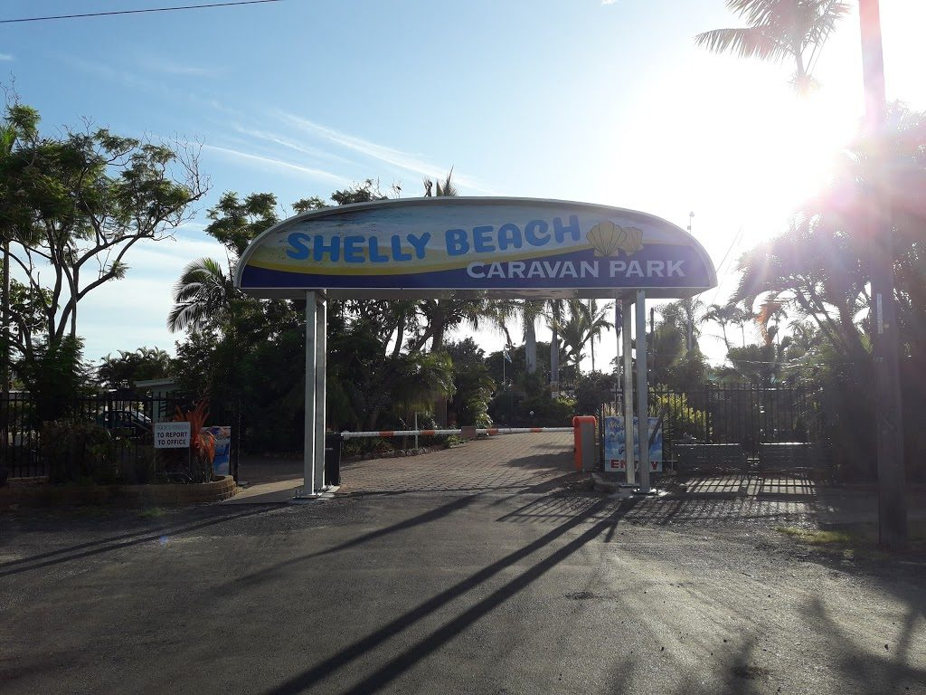 Shelly Beach Landmark
